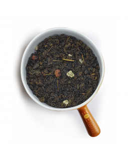 Чай зелений сасусеп Маракуйя, 1кг