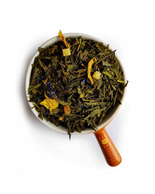 """Чай зелений Сенча """"Текіла"""" – мексиканська пристрасть у чашці преміального чаю"""