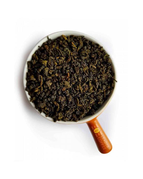 Чай зеленый Улитка с молоком – изящное сочетание двух компонентов