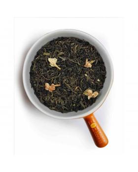 """Чай зелений з жасмином (""""Жасминовий Моліхуа"""") – ніжний, солодкуватий"""