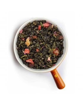 """Чай зелений """"Сунична симфонія"""", 1кг"""