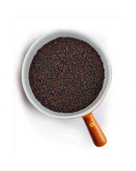 Чай чорний індійський CTC, мішок 30 кг: гранульований чай вищого сорту