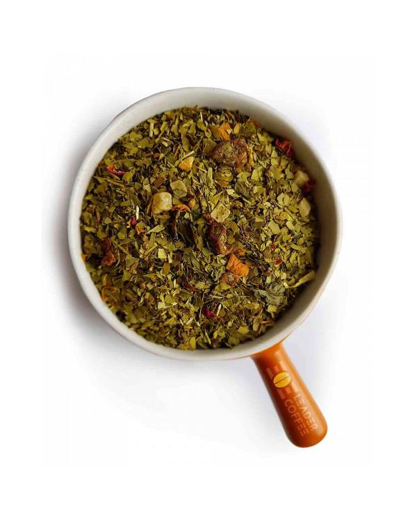 Чай Мате Тисячоліття Преміум – допомагає  стресах