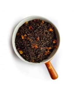Чай Пуер манго маракуйя – чим довше зберігається, тим краще