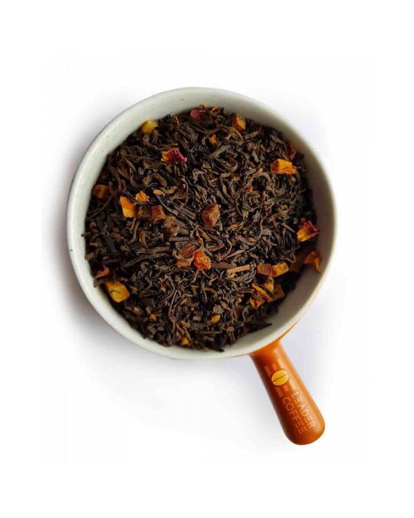 Чай Пуэр манго маракуйя – чем дольше хранится, тем лучше