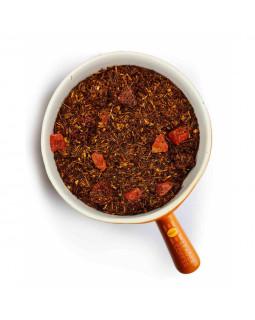 Чай Ройбуш Малиновый Йогурт: полезный, успокоительный, вкусный