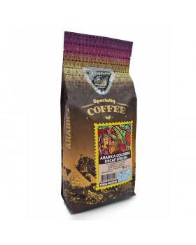 Кофе в зернах без кофеина GALEADOR Arabica Columbia DECAF SPECIAL, 100/0, 1кг
