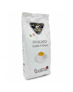 Кофе в зернах GALEADOR DELICATO: 1 кг деликатного вкуса