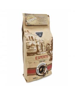 Кава в зернах GALEADOR ESPERTO (1 кг): дивовижний авторський купаж