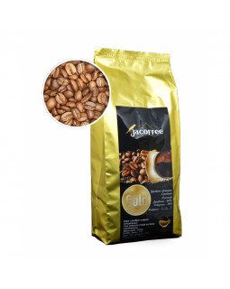 Кофе в зернах ТМ Jacoffee Gold: 1 кг истинного удовольствия