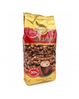 Кава в зернах Leonardo (1 кг): купаж 40/60