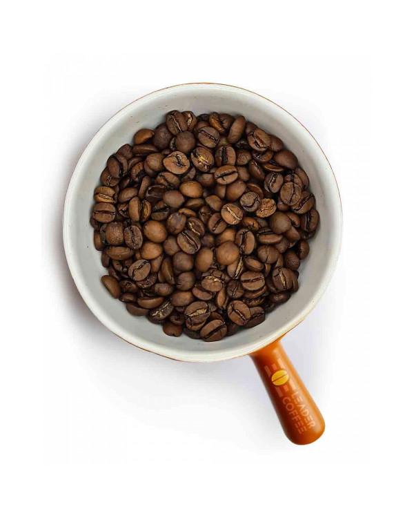 Кава в зернах Арабіка Бразилія Сантос scr 17/18, мішок 20кг