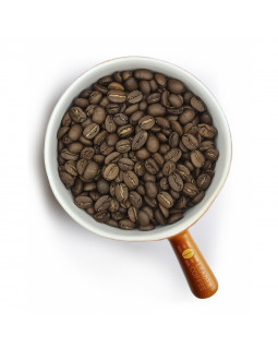 Кофе в зернах арабика Куба Серрано: орехово-шоколадный букет