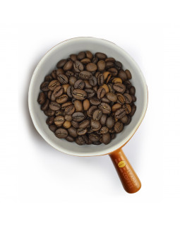 Кава зернова Індонезія Extra Large Beans: арабіка з обсмаженням в Україні
