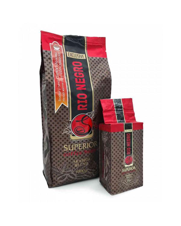 Купить кофе в зернах Rio Negro онлайн с доставкой - интернет-магазин Leader Coffee