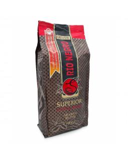 Кава в зернах RIO NEGRO Superior (1 кг): суміш благородних арабік