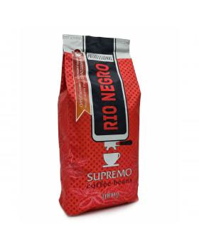 Кава в зернах RIO NEGRO Supremo 50/50 + СИРОП У ПОДАРУНОК, 1кг