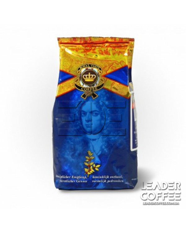 Кава в зернах Royal Taste - купити в Leader Coffee з доставкою