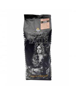 Кава в зернах Royal Taste CREMA: продукт зі 100 % арабіки