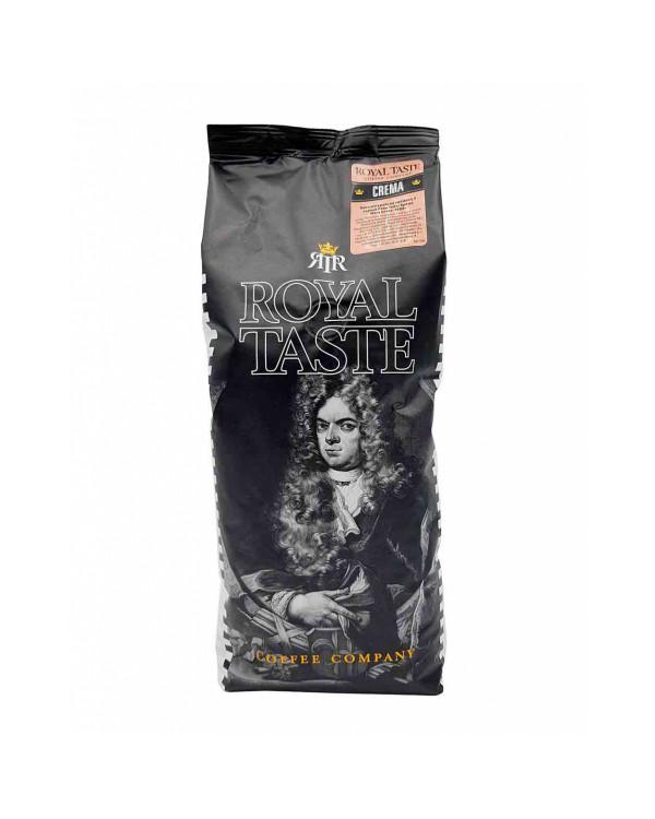 Кофе в зернах Royal Taste CREMA: продукт из 100 % арабики