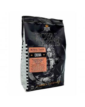 Кофе в зернах Royal Taste CREMA, 100/0, 0.5кг