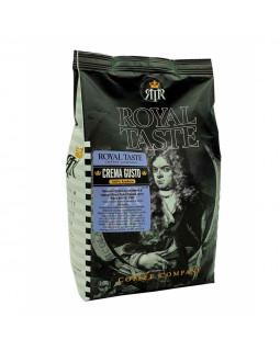 Кава в зернах Royal Taste GUSTO, 100/0, 0.5кг