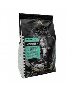 Кава в зернах Royal Taste ESPRESSO, 100/0, 0.5кг