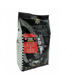 Кава в зернах ROYAL TASTE PERU, 100/0, 0.5кг