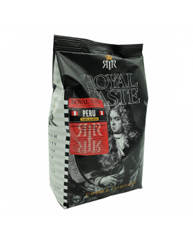 Кофе в зернах ROYAL TASTE PERU, 100/0, 0.5кг