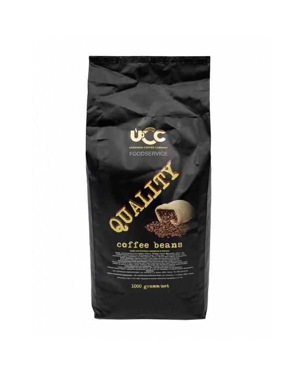 Кава в зернах UCC QUALITY (1 кг) – баланс якості й ціни