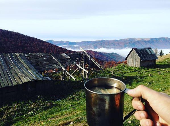 Український етнічний чай від компаніі Leader Coffee