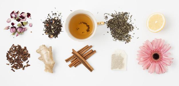 Черный чай с добавками - «Leader Coffee»
