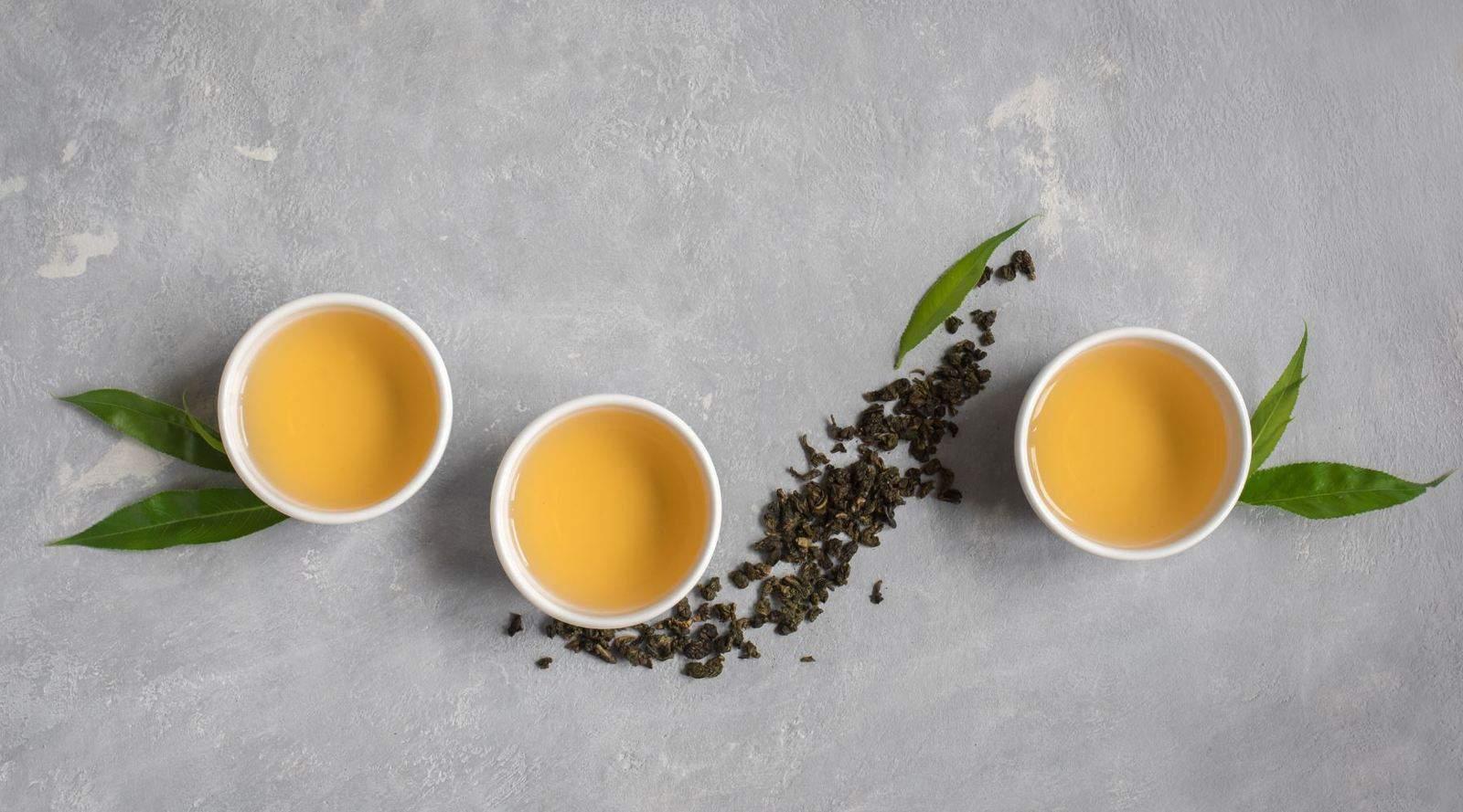 Полуферментированный чай улун - купить в интернет-магазине Leader Coffee