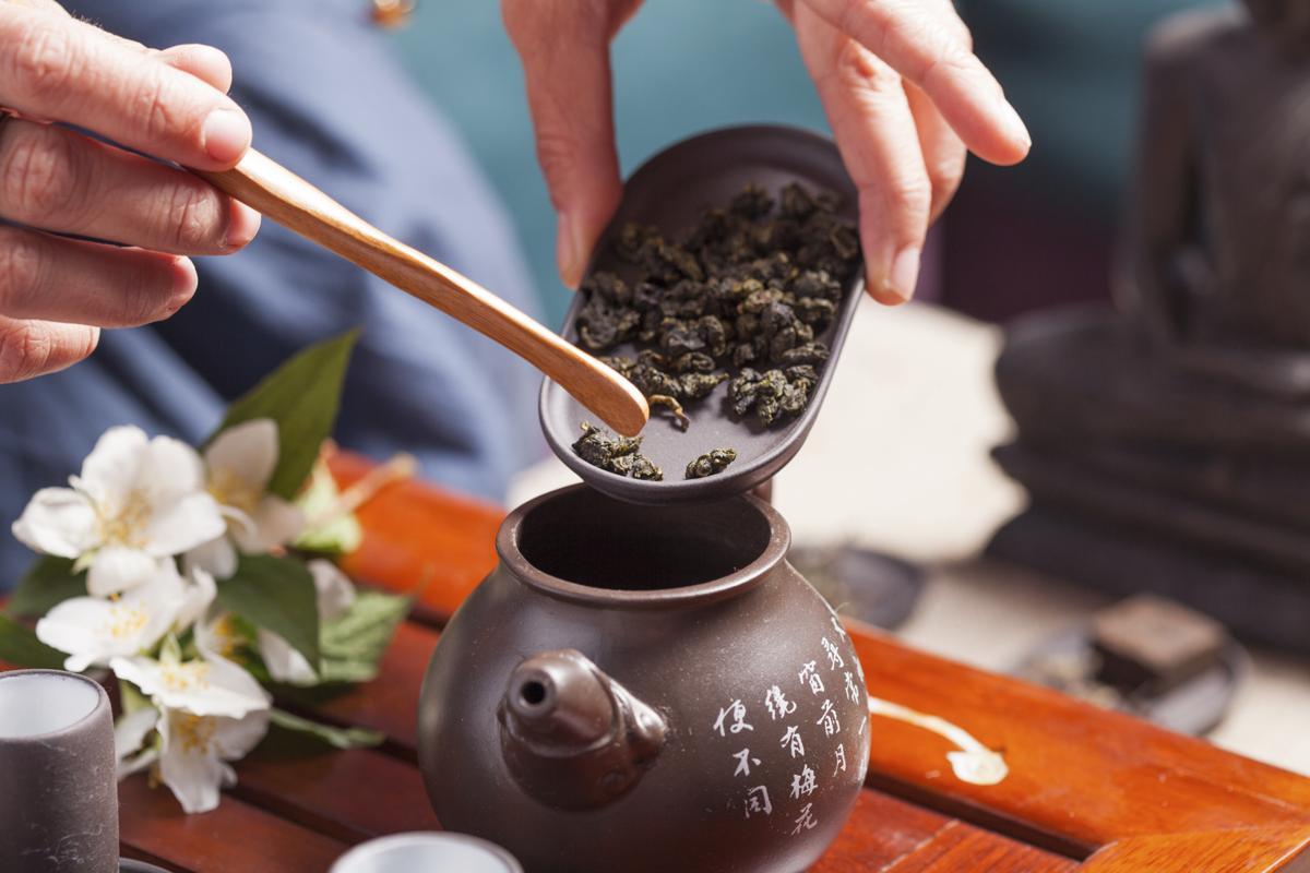 Що таке чай улун та як обрати - дізнайтесь від Leader Coffee