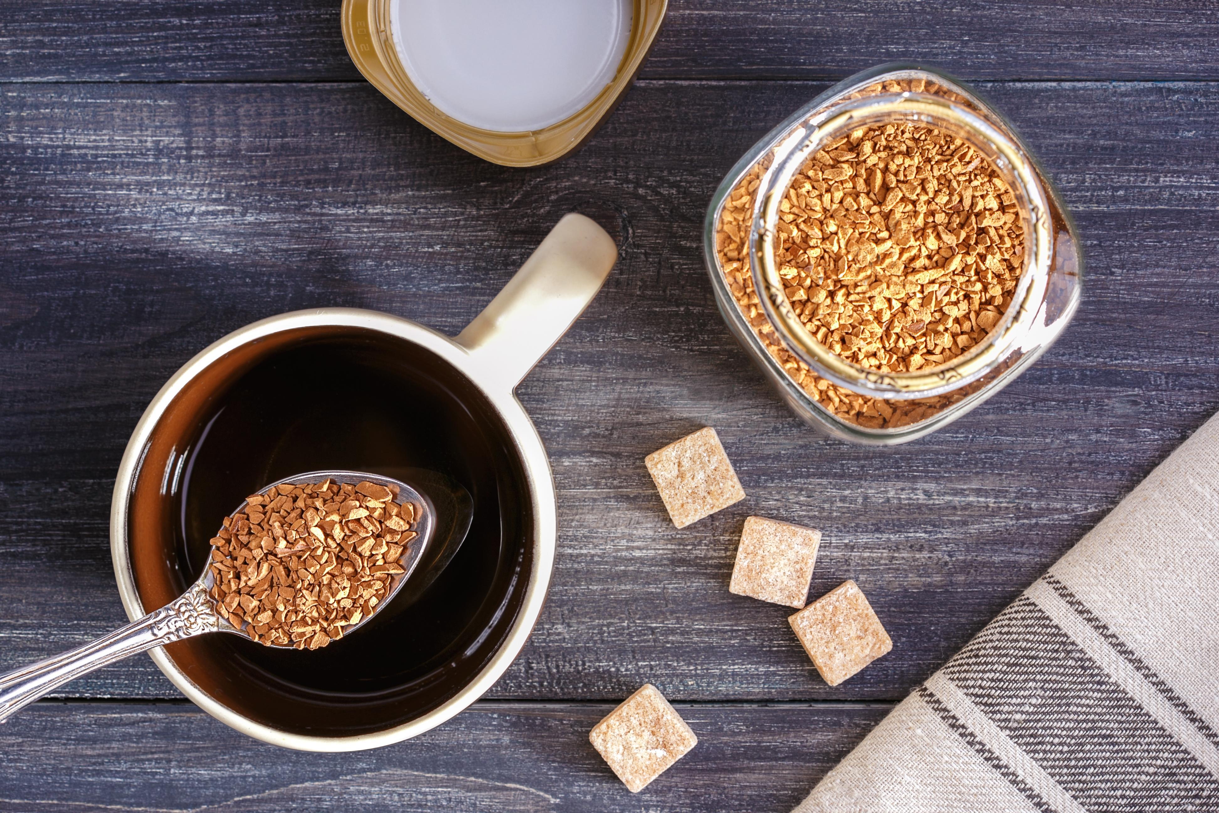 Купити сублімовану каву с доставкою від онлайн-магазину Leader Coffee