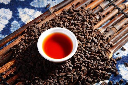 Купить китайский красный чай - Leader Coffee