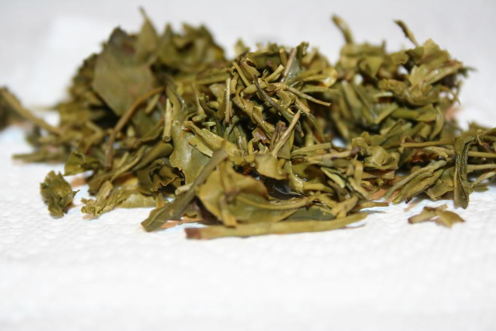 Зелений чай оптом від компанії Leader Cofee