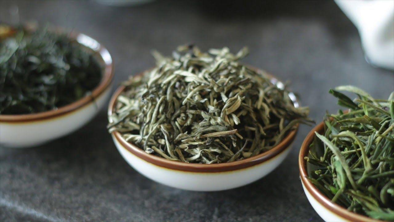 Зелений чай із добавками від компанії Leader Coffee